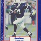 1995 Penn State Second Mile Football Sealed Set Bobby Engram Jeff Hartings