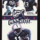 1999 Penn State Season Highlights VHS Video LaVar Arrington Brown Short
