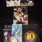 7 - Pittsburgh Penguins Ice Time Programs Media Guide 1998-2001 Lemieux Jagr