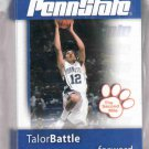 2008/09 Penn State Second Mile Winter Sports Set Talor Battle Jamelle Cornley ++