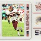LaVar Arrington 2004 Leaf Rookies & Stars Slideshow 0127/1250 #SS-13
