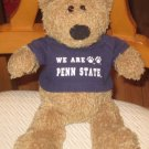 Penn State Gund Lou Bear Plush Doll We Are Penn State