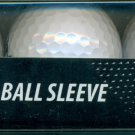 Pittsburgh Penguins Logo Golf Ball Sleeve 3 Balls new Logo New