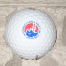 McCormick Ranch Golf Club Pinnacle Logo Golf Ball Scottsdale, AZ