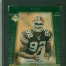 2000 UD Encore #223 Courtney Brown RC SGC 96 Mint Penn State
