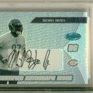 2002 Bowman's Best #134 Michael Haynes RC Autograph BGS 8