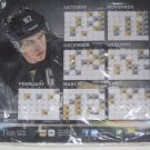 2013-14 Pittsburgh Penguins Schedule Mouse Pad NEW Sidney Crosby