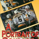 Pittsburgh Penguins 1992-1993 Portrait of Courage Official Season VHS NEW Jagr
