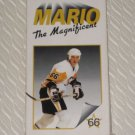 Mario the Magnificent Pittsburgh Penguins 66 VHS 1990 Hockey