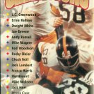 The Champions Pittsburgh Steelers Giant Eagle 1996 VHS 70's Steelers Noll Greene USED