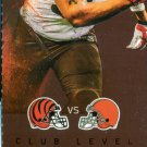 2014 CLEVELAND BROWNS GAME TICKET JOHNNY MANZIEL 1ST NFL FOOTBALL START HEISMAN