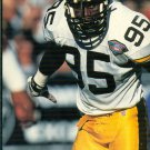 Pittsburgh Steelers 1996 Video Yearbook VHS Sports Illustrated 60 Minute Men