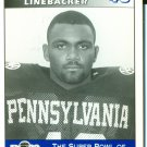 Brandon Short 1995 Pennsylvania Big 33 High School Trading Card PSU