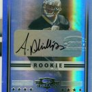 2006 Donruss Threads Autograph #285 Anwar Phillips /999