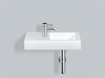 Alape WT.QS525H.R Contemporary Wallmounted Sink