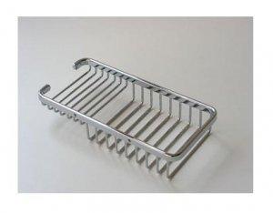 *Aquabrass  Rectangular Shower Basket - 2040 Chrome