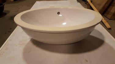 *Villeroy & Boch Undermount Sink Oval