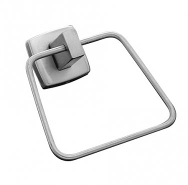 *557-Taymor Small Square Towel Ring