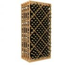 *6-Piece Cedar Wood Wine Rack