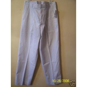MICHAEL KORS MENS 100% COTTON CHINOS, 34 X 32, RET. $69.50