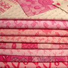 "Bellissima Baby Original Rag Quilt Kit! Breast cancer SURVIVOR -Rag Quilt Kit 84 6"" Squares"