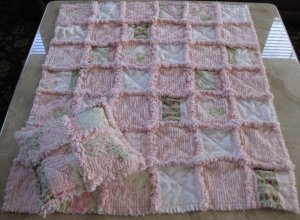 BABY RAG QUILT PATTERNS | - | Just another WordPress site