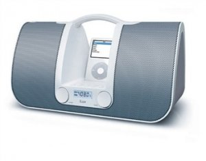 JWIN I552-WHT ILUV IPOD DOCK WHITE