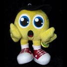 Smiley Central Studio 7 in Plush Baseball Cap Boy Doll and Sealed Code Charm - Online Virtual Toy