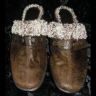 VAN ELi VANELi Suede Shoes - Clogs - Mules sz 9 with Lining