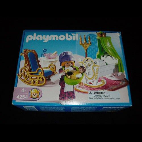 Playmobil 4254 Nursery Royal Castle