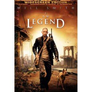 I AM LEGEND (Widescreen Edition) (2007) (PG-13)