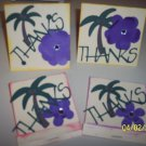 small photo thank you cards