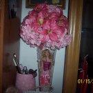 tall princess floral bouquet