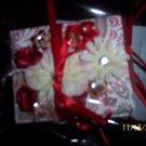 red and white mini album