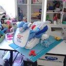 Motorcylce diaper cake