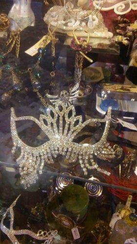 Diamond(zirconia) mask