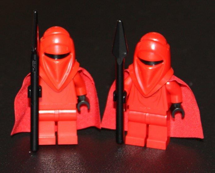 Lego Star Wars Pair of Royal Guards