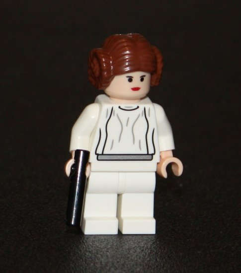 Lego Star Wars Princess Leia Minifigure