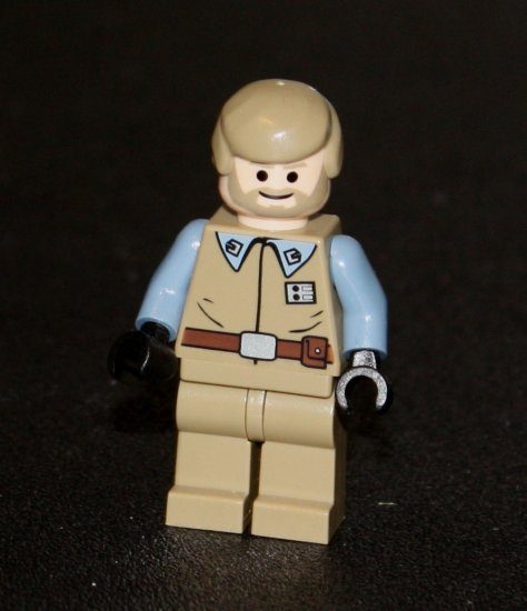 Lego Star Wars Crix Madine from set 7754