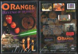 DVD - Oranges - Revenge of the Eggplant