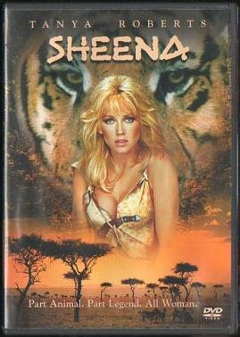 DVD - Used - Sheena - Tanya Roberts