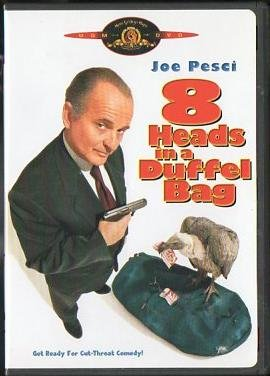 DVD - Used - 8 Heads In A Duffel Bag