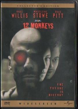 DVD - Used - 12 Monkeys