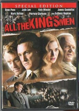 DVD - Used - All The King's Men