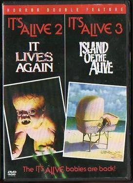 DVD - Used - It Lives Again + Island Of The Alive