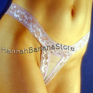 WHOLESALE LOT  50 Misc. Thongs & G-strings