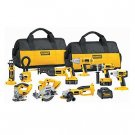 DeWalt DC9PAKIA - Heavy-Duty XRP18V Cordless 9-Tool Combo Kit