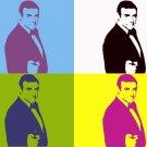 8x10 James Bond 007 Sean Connery-2 poster
