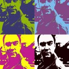 8x10 Dave Mathews U2 Popart Print Celebrity Pop Art Picture Limited Edition