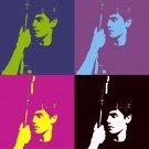 8x10 John Mayer Popart Print Celebrity Pop Art Picture Limited Edition